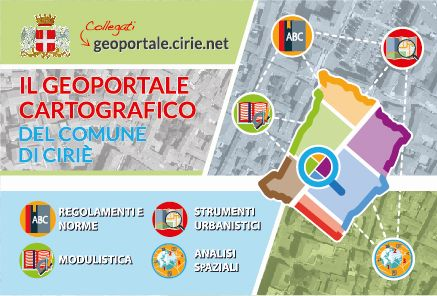 Geoportale Città di Ciriè