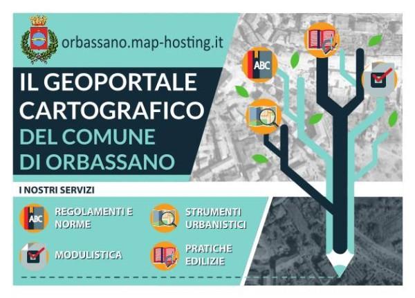 Geoportale Cartografico Comune di Orbassano