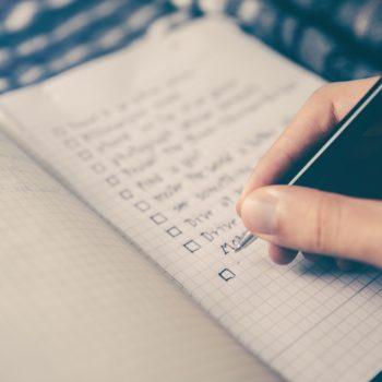 checklist sito web professionale